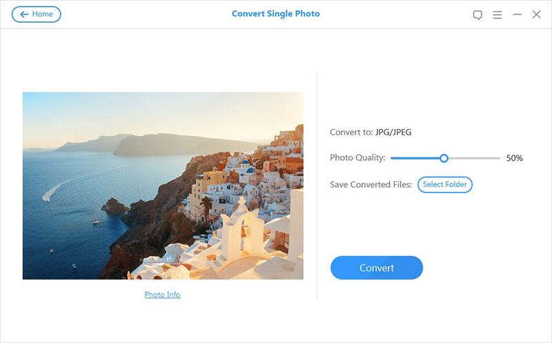 click convert