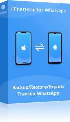 iTransor for WhatsApp
