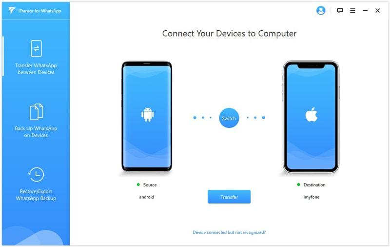 connect your devices