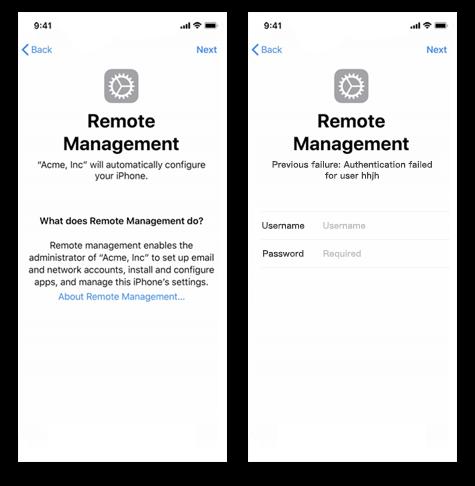 Umgehen des MDM-Aktivierungsbildschirms mit 1 Klick